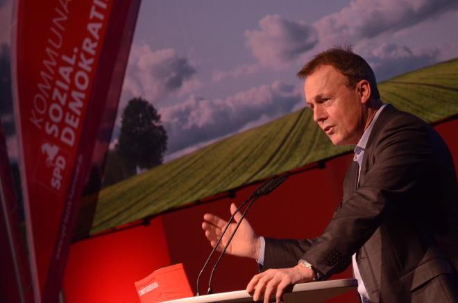 Thomas Oppermann (Foto: Hans-Werner Blume)