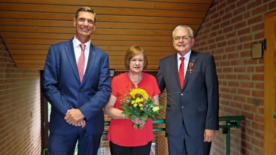 Bernhard Brinkmann bekommt das Bundesverdienstkreuz
